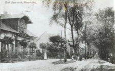 Bad Jastrzemb, Hauptallee