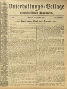 Unterhaltungs-Beilage zum Oberschlesischen Wanderer, 1912, Jg. 85, Nr. 251