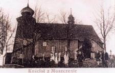 Kościoł z Moszczenic