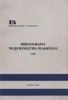 Bibliografia Województwa Śląskiego 1999