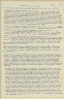 Komunikaty PATA z 19.02.1920 r.