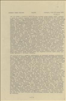 Komunikaty Polskiego Biura Prasowego w Cieszynie nr 132 - 16.03.1920 r.