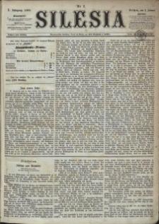 Silesia, 1869, Nry 1-52