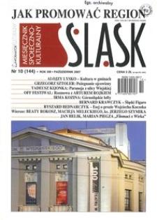 Śląsk, 2007, R. 13, nr 10