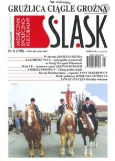 Śląsk, 2007, R. 13, nr 5
