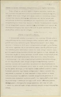 Krzywdy wyrządzone kościołowi ewangelickiemu a[ugsburskiego] w[yznania] w Ligotce Kameralnej - 16. i 18.01.1922 r.
