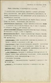 Prasa niemiecka w województwie Śląskiem - Katowice, 15.09.1923 r.