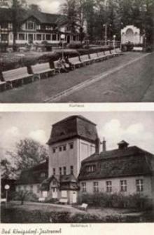 Bad Königsdorf-Jastrzemb. Kurhaus. Badhaus I