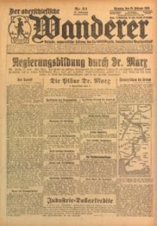 Der Oberschlesische Wanderer, 1925, Jg. 97, Nr. 34