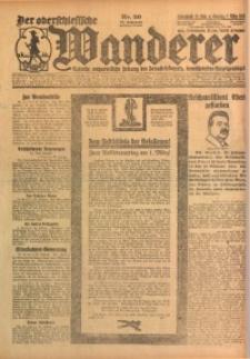 Der Oberschlesische Wanderer, 1925, Jg. 97, Nr. 50