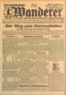 Der Oberschlesische Wanderer, 1925, Jg. 97, Nr. 64