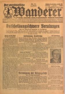 Der Oberschlesische Wanderer, 1925, Jg. 97, Nr. 74