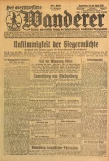 Der Oberschlesische Wanderer, 1925, Jg. 97, Nr. 100