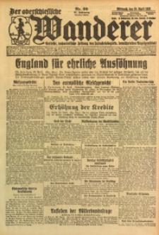 Der Oberschlesische Wanderer, 1925, Jg. 98, Nr. 99