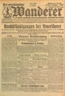 Der Oberschlesische Wanderer, 1925, Jg. 98, Nr. 123