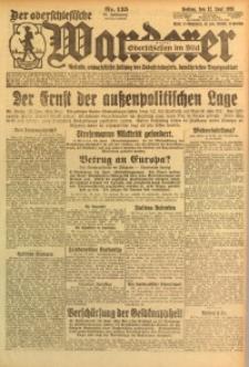 Der Oberschlesische Wanderer, 1925, Jg. 98, Nr. 135