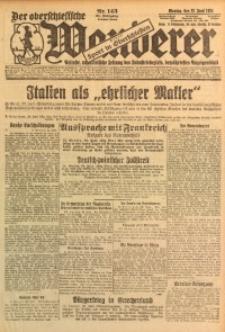 Der Oberschlesische Wanderer, 1925, Jg. 98, Nr. 143