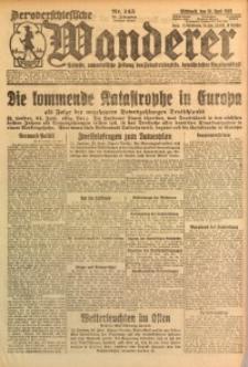 Der Oberschlesische Wanderer, 1925, Jg. 98, Nr. 145