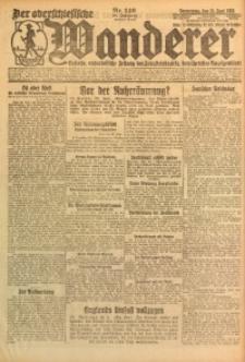 Der Oberschlesische Wanderer, 1925, Jg. 98, Nr. 146