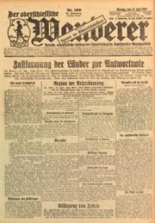 Der Oberschlesische Wanderer, 1925, Jg. 98, Nr. 160