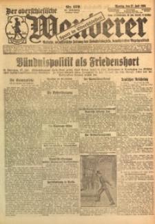 Der Oberschlesische Wanderer, 1925, Jg. 98, Nr. 172