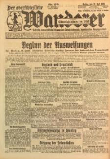 Der Oberschlesische Wanderer, 1925, Jg. 98, Nr. 176