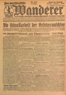 Der Oberschlesische Wanderer, 1925, Jg. 98, Nr. 179