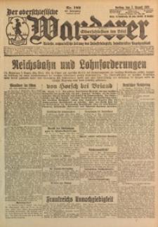 Der Oberschlesische Wanderer, 1925, Jg. 98, Nr. 182