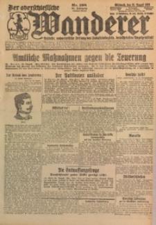 Der Oberschlesische Wanderer, 1925, Jg. 98, Nr. 198