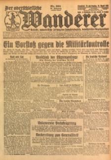 Der Oberschlesische Wanderer, 1925, Jg. 98, Nr. 201