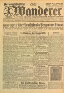 Der Oberschlesische Wanderer, 1925, Jg. 98, Nr. 217