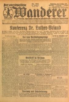 Der Oberschlesische Wanderer, 1925, Jg. 98, Nr. 235