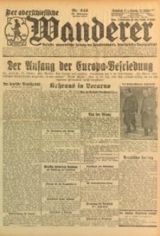 Der Oberschlesische Wanderer, 1925, Jg. 98, Nr. 243