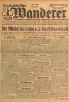 Der Oberschlesische Wanderer, 1925, Jg. 98, Nr. 303