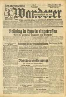 Der Oberschlesische Wanderer, 1931, Jg. 103, Nr. 7