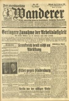 Der Oberschlesische Wanderer, 1931, Jg. 103, Nr. 47