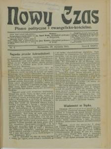 Nowy Czas, 1912, Nry 1, 4-6, 14, 18, 24-27, 29, 31, 33-34, 39-41, 43, 47