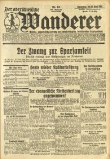 Der Oberschlesische Wanderer, 1931, Jg. 104, Nr. 94