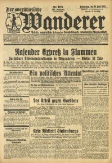 Der Oberschlesische Wanderer, 1931, Jg. 104, Nr. 100