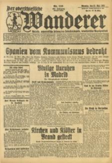 Der Oberschlesische Wanderer, 1931, Jg. 104, Nr. 110