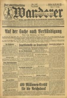 Der Oberschlesische Wanderer, 1931, Jg. 104, Nr. 147