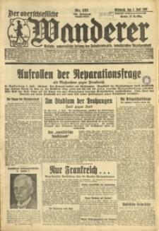 Der Oberschlesische Wanderer, 1931, Jg. 104, Nr. 151