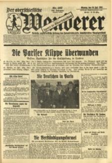 Der Oberschlesische Wanderer, 1931, Jg. 104, Nr. 167