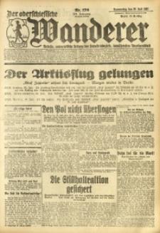 Der Oberschlesische Wanderer, 1931, Jg. 104, Nr. 176