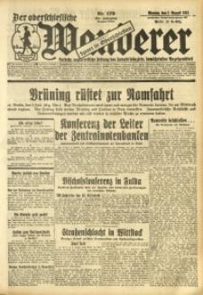 Der Oberschlesische Wanderer, 1931, Jg. 104, Nr. 179