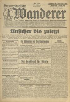 Der Oberschlesische Wanderer, 1930, Jg. 102, Nr. 79