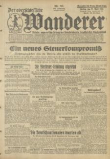 Der Oberschlesische Wanderer, 1930, Jg. 102, Nr. 85