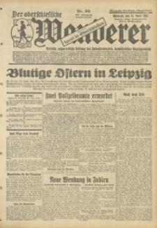 Der Oberschlesische Wanderer, 1930, Jg. 102, Nr. 93