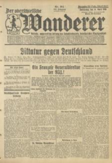 Der Oberschlesische Wanderer, 1930, Jg. 102, Nr. 94