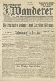 Der Oberschlesische Wanderer, 1930, Jg. 103, Nr. 98